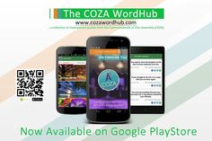Download the COZA WordHub app from the Google Play Store and let these inspired quotes from the Commonwealth of Zion Assembly propel you to take charge in every sphere of life.  You can also access the COZA WordHub app on the web via www.cozawordhub.com.  We celebrate you! ‪#‎COZAWordHub‬ ‪#‎NewDimension‬
