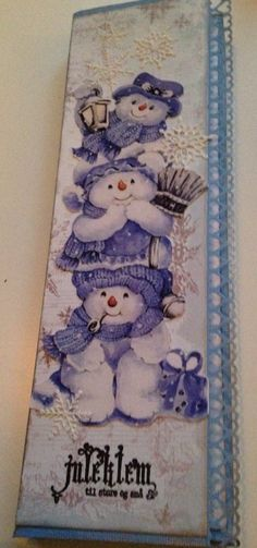 Sjokoladekort 2014 Christmas Time, Christmas Cards, Chocolate Card, How To Make Paper Flowers, Layouts, Projects To Try, Scrapbooking, Paper Crafts, Frame