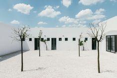 Masseria Moroseta, une maison blanche dans les Pouilles   PLANETE DECO a homes world