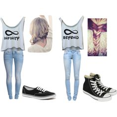 """best friend matching outfits"" by soccer4evr1774 on Polyvore"