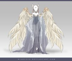 (CLOSED) Adoptable Outfit Auction 119 by Risoluce on DeviantArt Source by youfucktup outfit Dress Drawing, Drawing Clothes, Fashion Design Drawings, Fashion Sketches, Character Outfits, Character Art, Character Costumes, Arte Fashion, Illustration Mode
