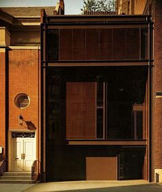 Halston Residence, 101 East 63th Street, New York, designed in 1963, architect Paul Rudolph #brutgroup