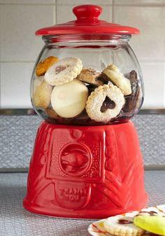 gum-machine cookie jar