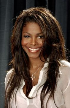 2002: Long Story - See Janet Jackson's Best Hairstyles in Honor of her 50th Birthday!