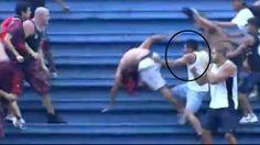 Polícia do Rio identifica lutador envolvido na pancadaria na Arena Joinville - Esporte - Notícia - VEJA.com