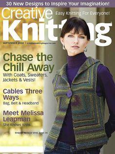 Creative Knitting September 2008 - Shendy Bravo - Picasa Albums Web