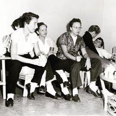 So Many FeelingsLesbian Party. 1950s. Tampa, Florida. Photo: Bobby Smith…