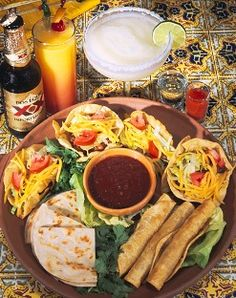 Antojitos Mexicanos - Other pages within this site have more fun Mexican food info.