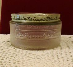 """Theatrical (Cleansing) Cold Cream Vintage """"Hollywood Extra"""""""