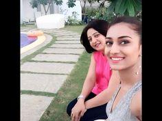 Erica Fernandez -sonakshi bose with real family - kuch rang pyar ke aise bhi