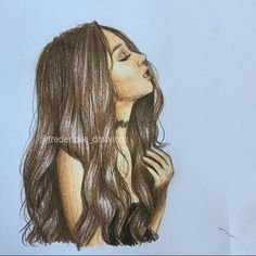 WEBSTA @ frederique_drawings - Ariana grande, dangerous woman visual 1 made this drawing like 2 days ago. used it for the background of my contest ( last post ) it's not 100% realistic but it's not a cartoon either so idk what kind of style this is  but yeah@arianagrande #arianagrandebutera #arianagrande #arianagrandedrawing