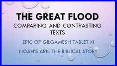 compare and contrast oedpus and gilgamesh Compare and contrast: oedpus and gilgamesh compare and contrast usually, in an epic, you always read about a hero and, usually,.