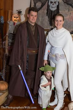 Top 19 Family Halloween Costume Designs – Daily Easy Inspiring Project For Party - Easy Idea (11)