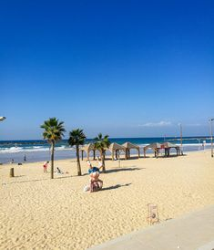 3 dias em Tel Aviv, Israel - Sonhos em Roteiros | Blog de Viagem e Turismo Orlando, Tel Aviv Israel, Dolores Park, Beach, Water, Blog, Travel, Outdoor, Bike Rides