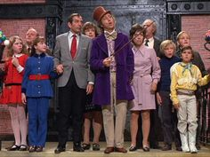 Willy Wonka & the Chocolate Factory is a perfect movie. So when the original cast of kids reunited on the Today show to celebrate the film 44 years after it was released (!), we felt like we won the golden ticket.
