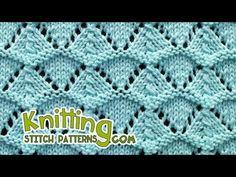 Shells | Lace Knitting #26