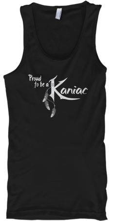 Proud to be a Kaniac  SHIRTS  and TANKS   SEPTEMBER 6, 2015 ....DEADLINE  for ordering .. IF you are going to see CHRISTIAN KANE in   TULSA or Ft LAUDERDALE.... in OCTOBER.. get your shirts ordered NOW .. PROFIT going to AUSTISM SPEAKS.  THANKS..>>> http://teespring.com/proud-to-be-a-kaniac?utm_source=facebook&utm_medium=share&utm_campaign=campaign