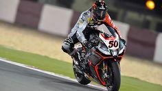 WSBK: Sylvain Guintoli, à bordo da Aprilia RSV4 Factory, se consagra campeão do mundo na principal categoria do Mundial de Superbike. >>> http://carroonline.terra.com.br/motociclismoonline/competicoes/competicoes-competicoes/wsbk-guintoli-e-campeao/?rlabs #wsbk #aprilia #motociclismo