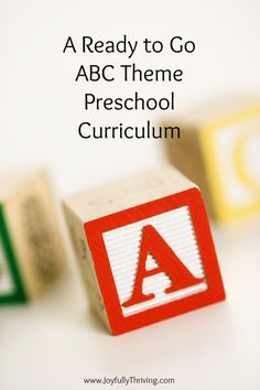 I absolutely love this! There are SO many great ideas in this ABC theme curriculum. It is perfect for homeschool preschool. If you are looking for simple homeschool ideas, this is a must have! #preschool #homeschoolpreschool #teachingpreschool Abc Preschool, Homeschool Preschool Curriculum, Preschool Centers, Preschool Printables, Preschool Activities, Homeschooling, Learning Letters, Fun Learning, Letter Activities