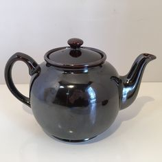 A personal favorite from my Etsy shop https://www.etsy.com/listing/285939859/brown-betty-sadler-teapot-vintage