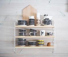 marimekko siirtolapuutarha kitchen scandinavian diningroom string system