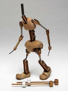 Stop motion armature figure
