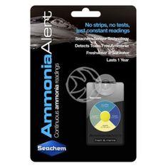 Seachem Ammonia Alert  http://www.saltwaterfish.com/product-seachem-ammonia-alert