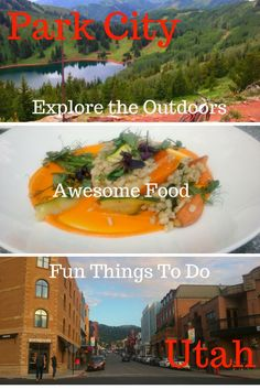 Explore Park City, Utah and all it has to offer. We love this small town. Read about what we love to do, where we love to eat and all the outdoor fun you can have!