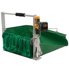 Quick Cut Greens Harvester for Salad greens of all types.
