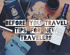 """Before You Travel"""