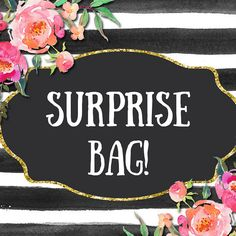 Surprise Monogram Decal Grab Bag - Customized For You! - No Bag Alike! Surprise Box, Monogram Decal, Box Bag, Custom Decals, Grab Bags, Handmade Gifts, Growing Business, Color, Etsy