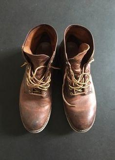 Kaufe meinen Artikel bei #Kleiderkreisel http://www.kleiderkreisel.de/herrenmode/feste-schuhe/149203301-red-wing-beckmann-boot-klassiker-outdoor-stiefel