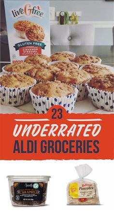 23 Underrated Aldi Groceries That You're Seriously Missing Out On These products are ALDI rage. Aldi Recipes, Gourmet Recipes, Healthy Recipes, Healthy Meals, Yummy Recipes, Healthy Food, Recipies, Healthy Eating, Aldi Party Food
