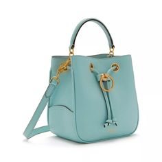 Hampstead in Antique Blue Beautiful Handbags, Beautiful Bags, Fashion Handbags, Fashion Bags, My Bags, Purses And Bags, Handbag Stores, Louis Vuitton Accessories, Purse Styles