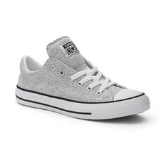 Women's Converse All Star Madison Sneakers, Size: 8, Grey