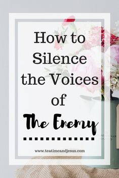 Do you often get tired of listening to all of the lies that come to your head? The devil loves to try and plant seeds, but we have the power to throw away every thought he puts into our minds. Read on to find out practical ways to silence the voices. Seed Quotes, Spiritual Warfare Prayers, Spiritual Growth, Spiritual Attack, Get Closer To God, Say That Again, Christian Living, Christian Women, Gods Plan