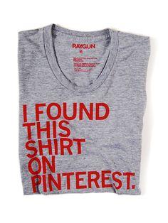 Pinterest / $19 / Raygun