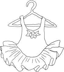 Bailarinas De Ballet Para Colorear