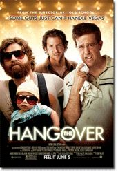 The Hangover-themed hotel package-- for a Las Vegas Bachelorette Party?