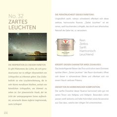 Alpina Feine Farben Farbenführer U2013 Info Broschüre