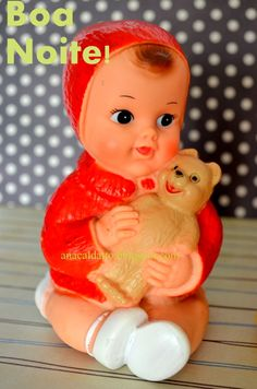 Coleção Bonecas em vi-vinil da Estrela anos 80