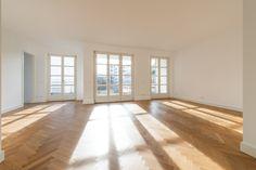Maxvorstadt / Lehnbachgärten: Lenbach Gärten: Luxuriöse 3-Zimmer-Wohnung mit eleganter Ausstattung und Süd-Loggia Details: http://www.riedel-immobilien.de/objekt/2430