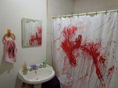 Imagem de CRIAR UMA cena de banho Murder