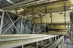 The Sling-Sorter at the Caboolture saw mill, owned and operated by CHH Wood Products in Queensland, Australia. For image licensing enquiries, please feel welcome to contact me at derekwalker73@bigpond.com  Cheers :)
