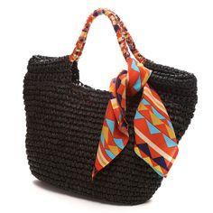 COOCO paper crochet bag