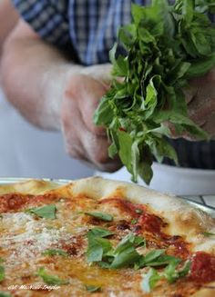 Di Fara Pizza - Brooklyn, NY- Best Pizza Places in the U.S. from Food & Wine