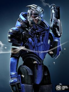 Garrus - Archangel  by ~MadSpike  Mass Effect, developed by Bioware and published by EA Games  Official website: www.masseffect.com