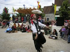 Fête Médiévale de Provins - 2007
