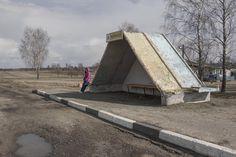 SOCIALISMO EM TODAS AS ESCALAS – Os pontos de ônibus soviéticos documentados no livro do fotógrafo Christopher Herwig   REVISTA CENTRO