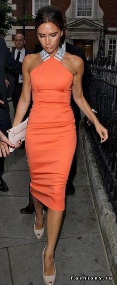 vb front-this woman is flawless!